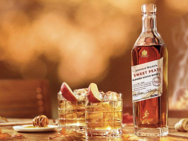 Johnnie Walker Sweet Peat, el último Blender's Batch