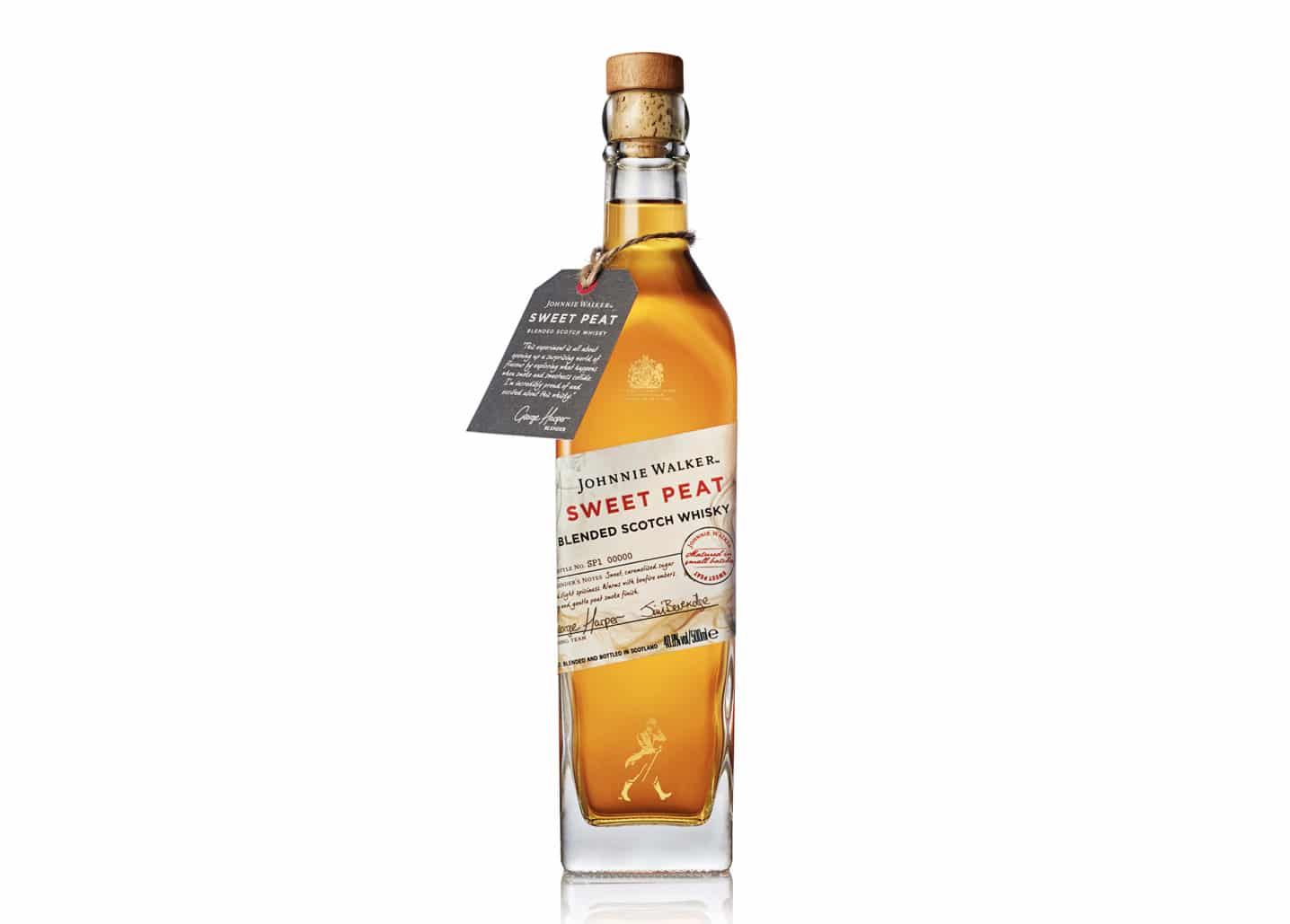 Johnnie Walker Sweet Peat - Todo Whisky