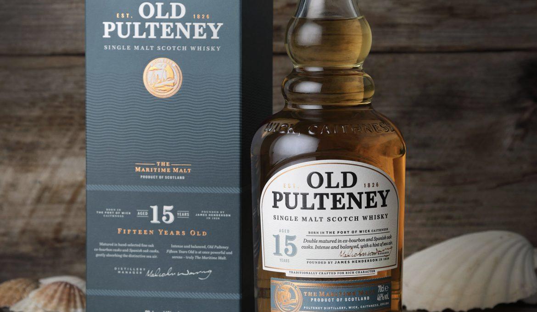 Old Pulteney 15 años