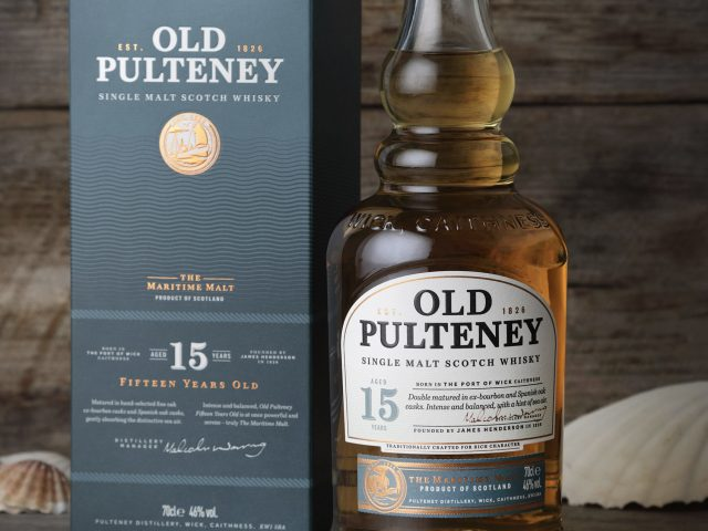 Old Pulteney 15 años