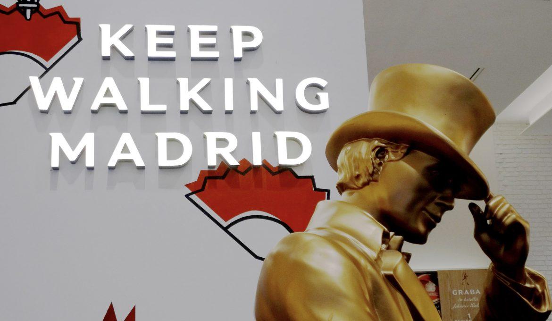 ¿Qué hacer en la nueva tienda Johnnie Walker Madrid?