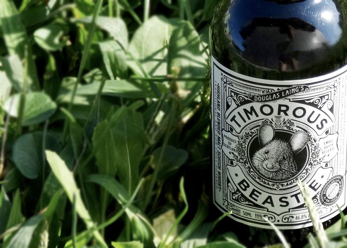 Douglas Laing Timorous Beastie - Todo Whisky