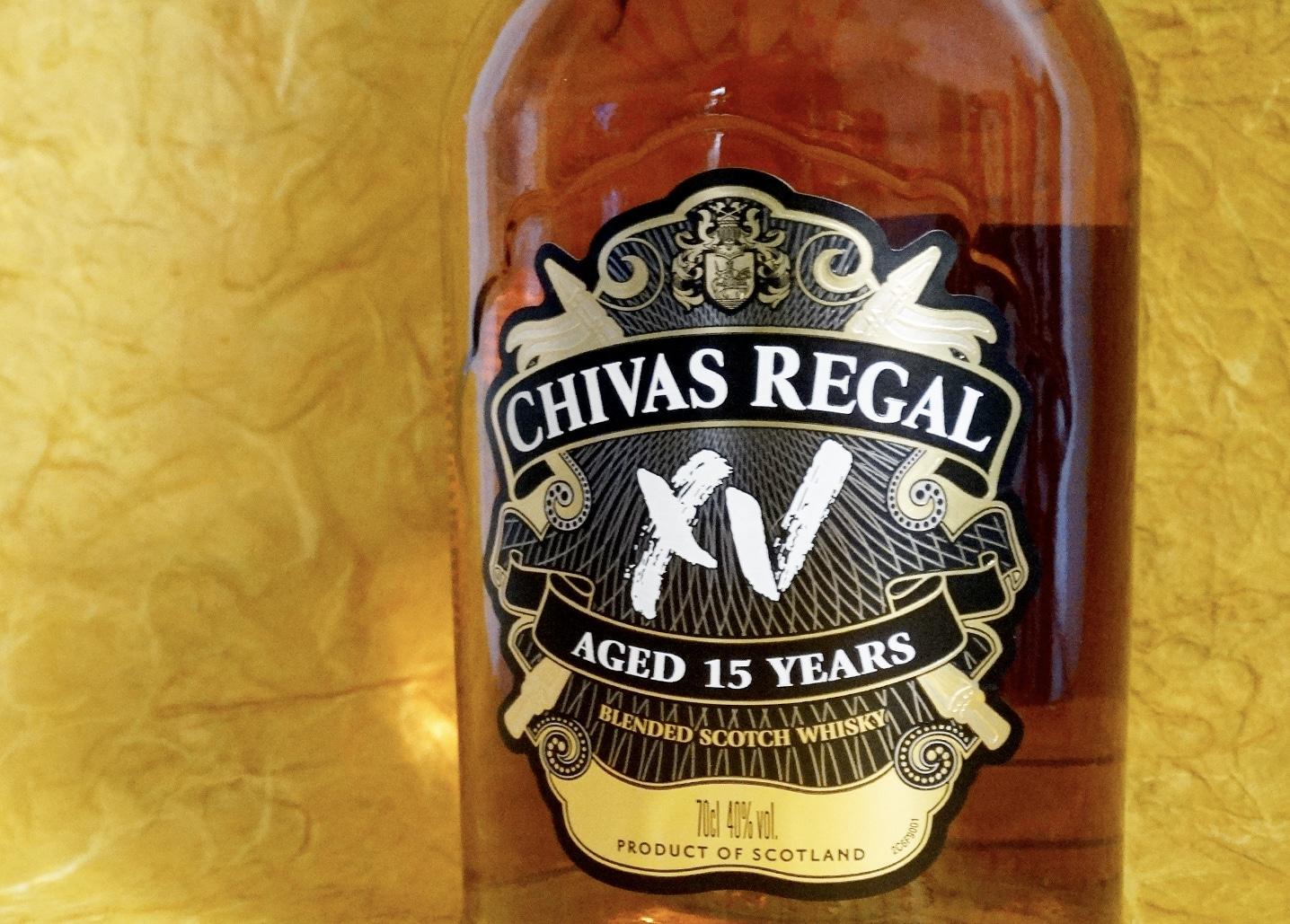 Chivas Regal XV - Todo Whisky