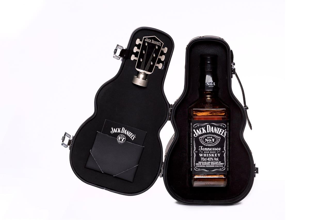 Jack Daniel's Guitarra - Whiskies para Navidad 2018 - Todo Whisky