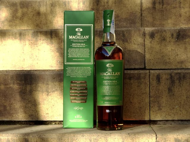 The Macallan Edition Nº 4 - Todo Whisky