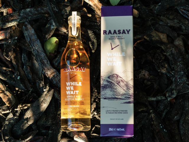 Raasay While We Wait - Todo Whisky