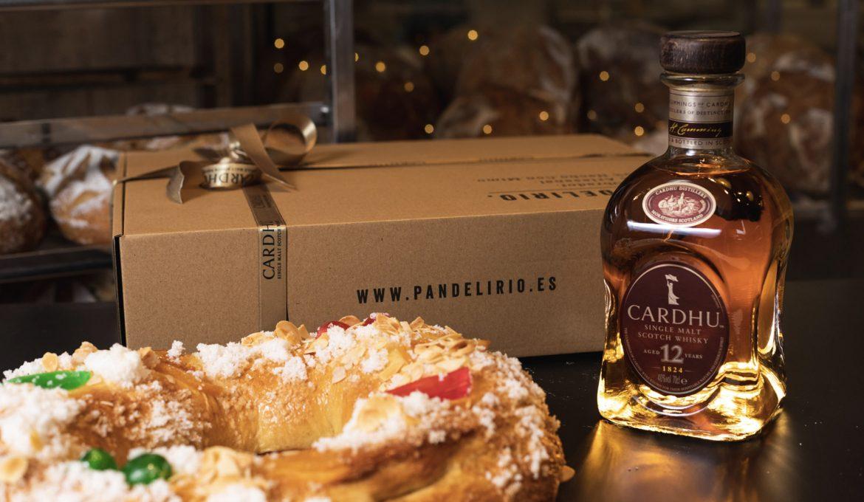 Roscón de Reyes con whisky de Cardhu - Todo Whisky