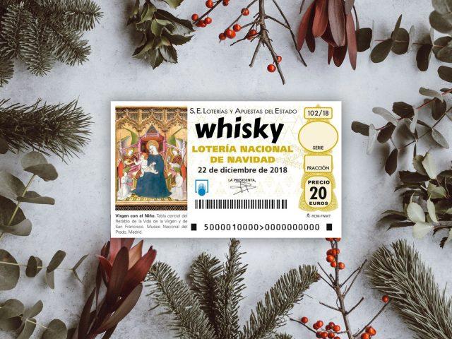 2 whiskies para el Gordo