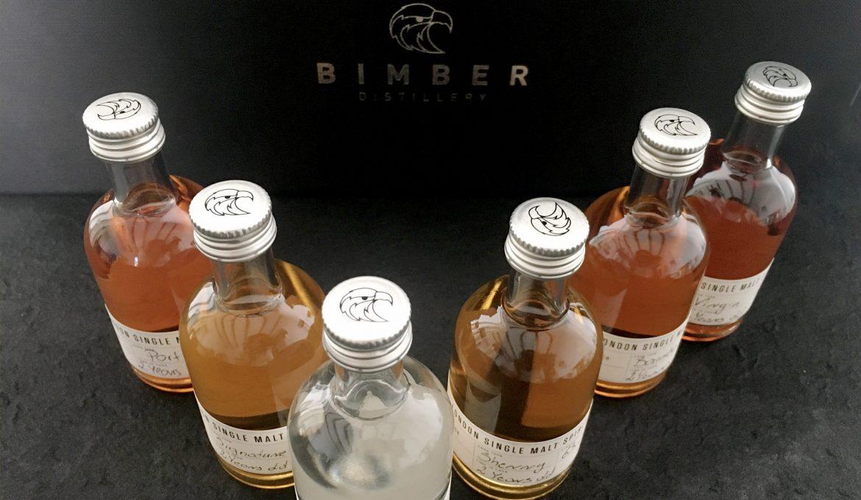 Bimber whisky, expresiones artesanales