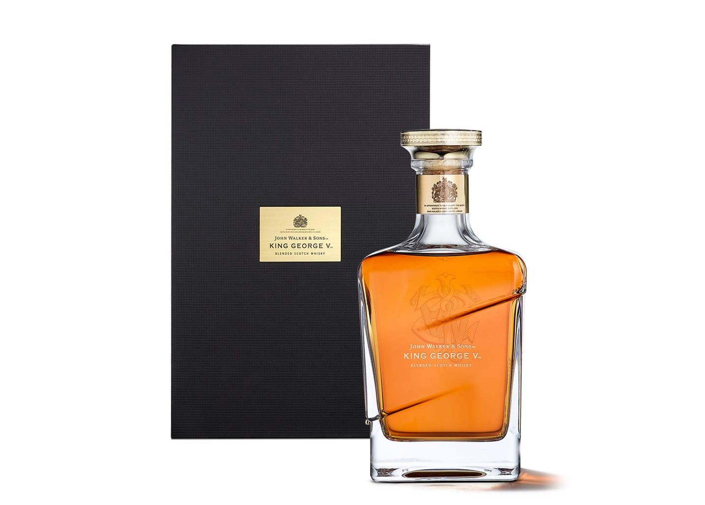 John Walker & Sons King George V - Todo Whisky