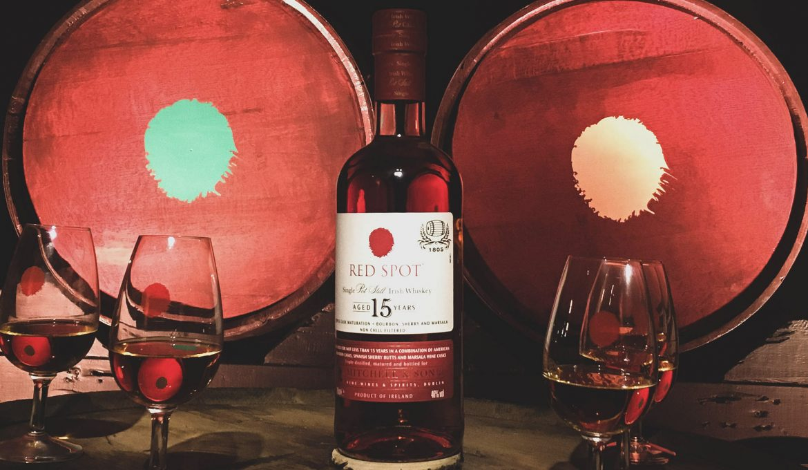 Red Spot Irish Whiskey