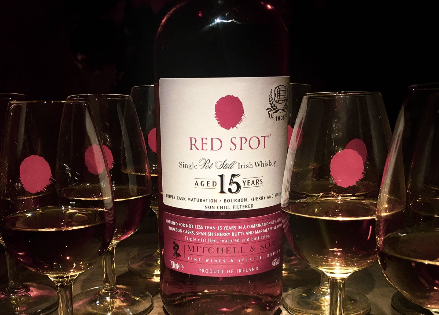 Red Spot Irish Whiskey - Todo Whisky