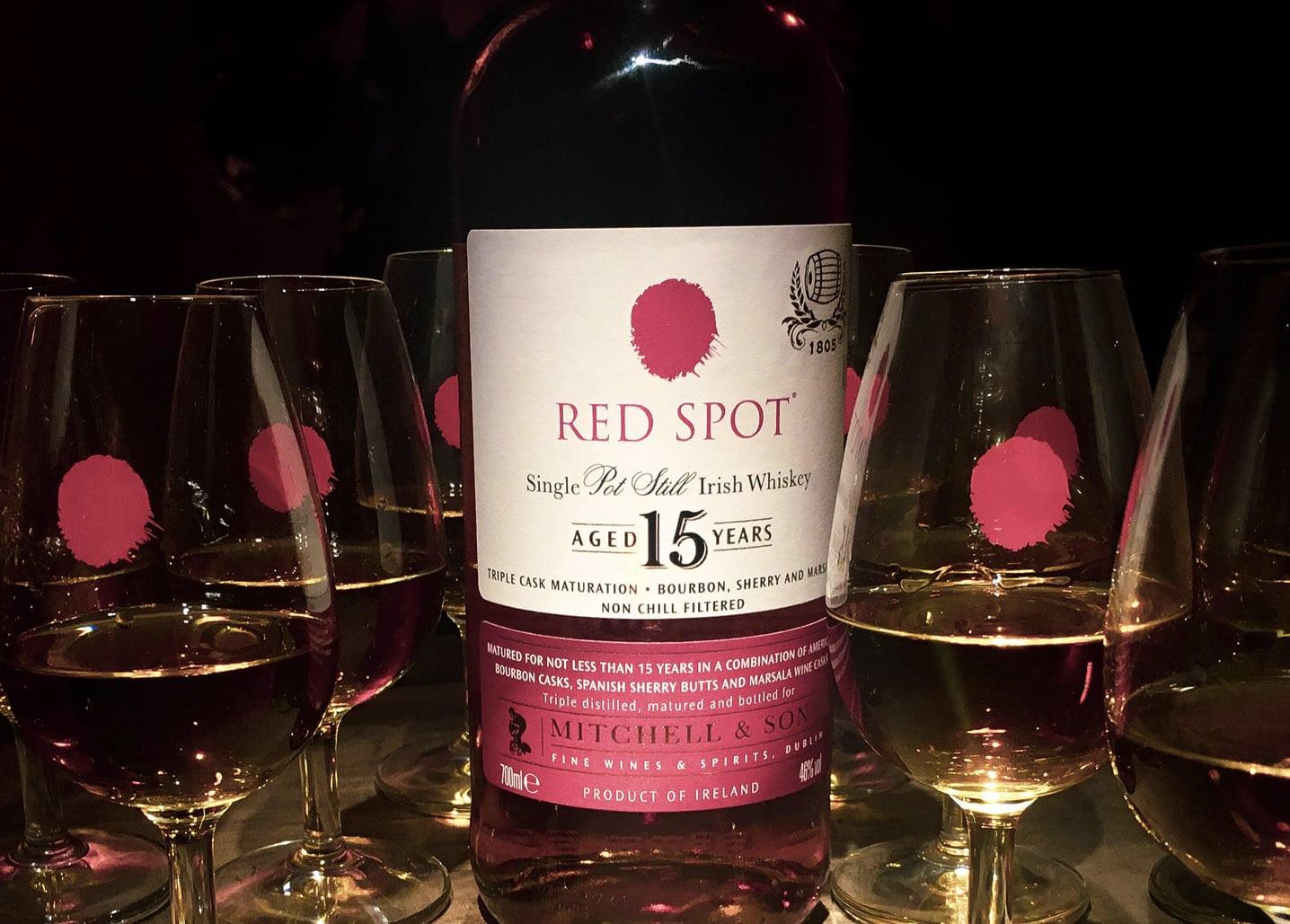 Red Spot Irish Whiskey - Todo Whisky