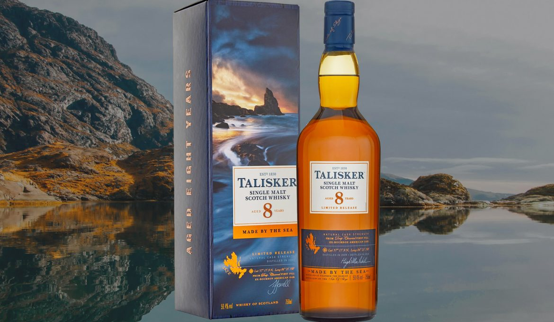 Talisker 8 (Diageo Special Releases 2018)
