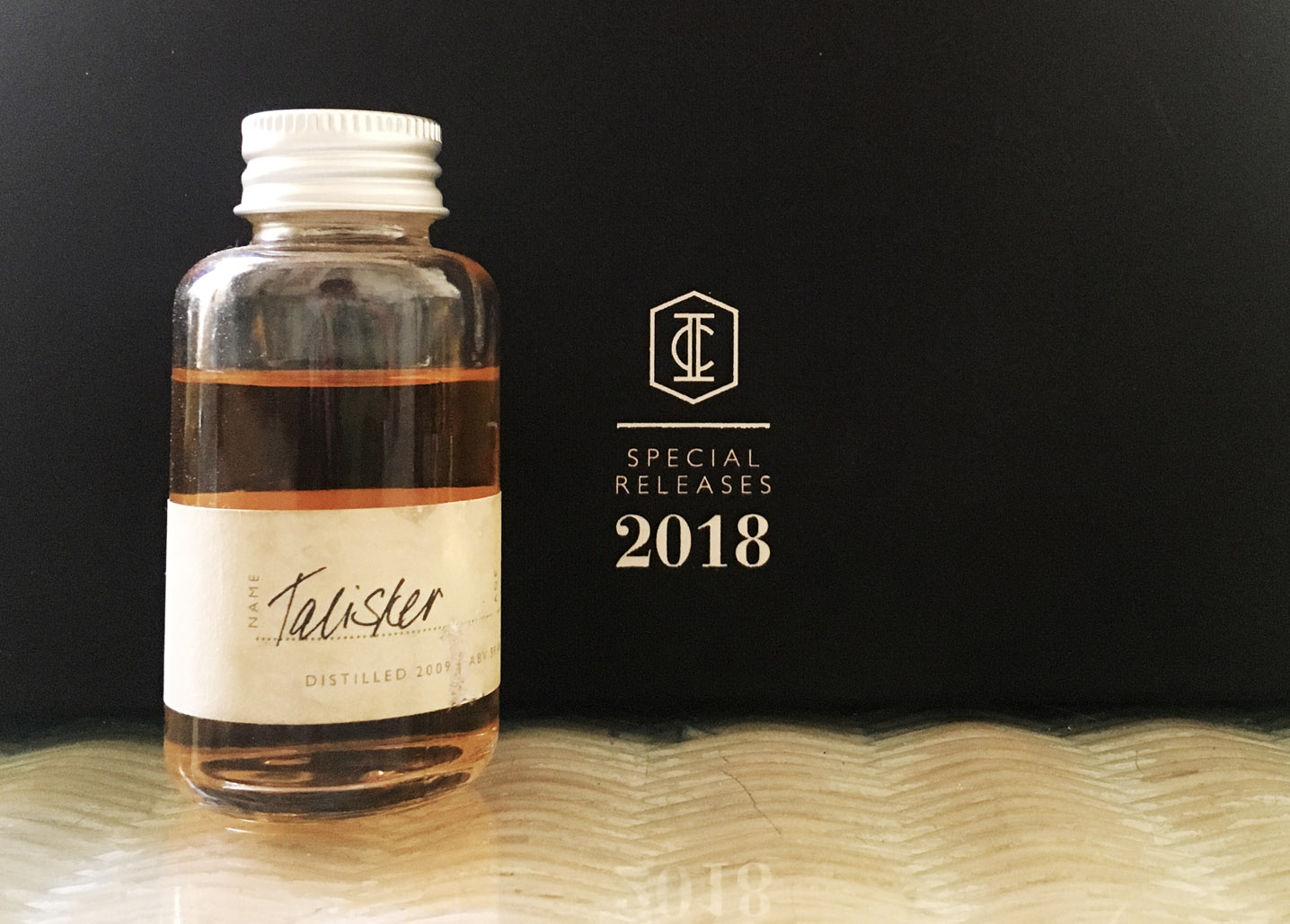 Talisker 8 Diageo Special Releases 2018 - Todo Whisky