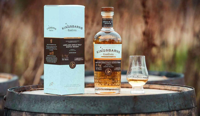 Dream to Dram,  el primer whisky de la destilería de Kingsbarns