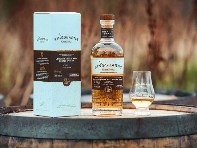 Dream to dram Kingsbarns - Todo Whisky