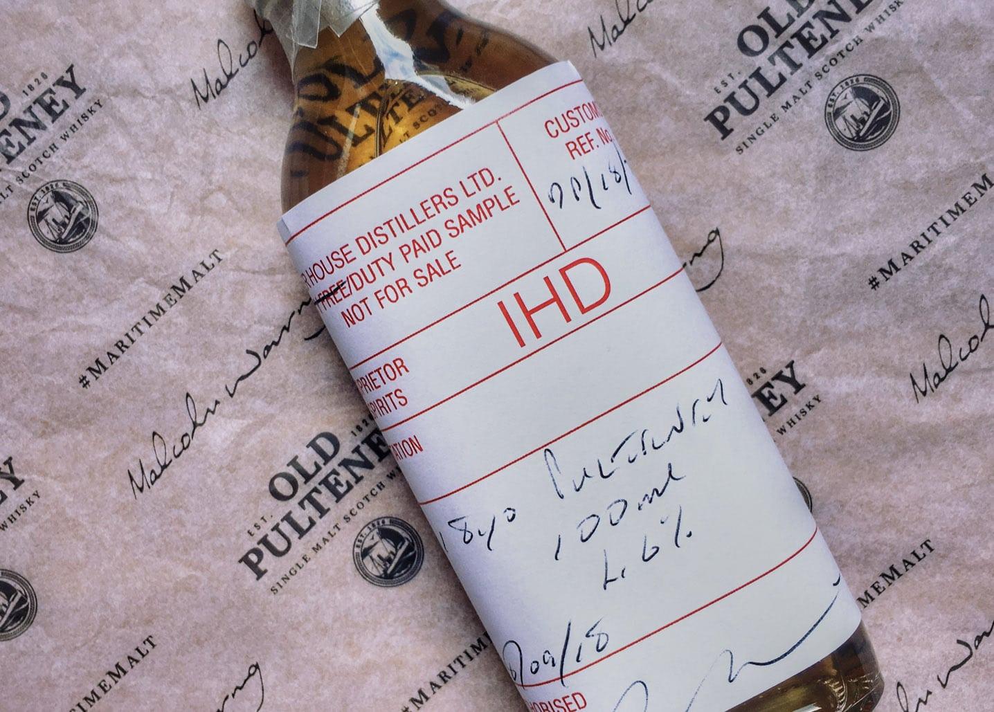 Old Pulteney 18 años - Todo Whisky