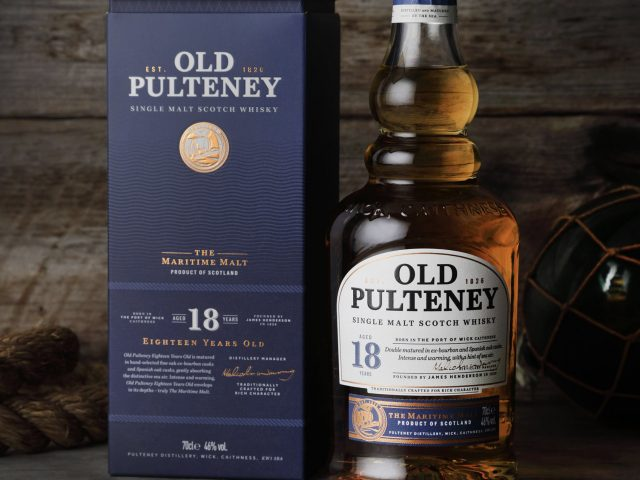Old Pulteney 18 años