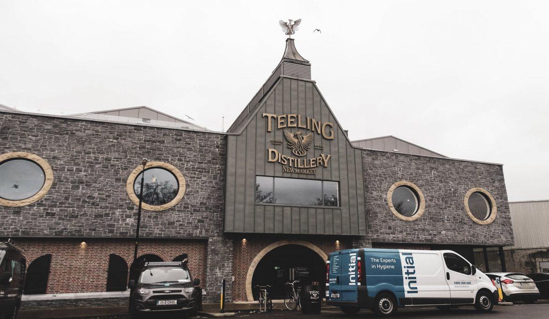 Visitar la destilería de Teeling en Dublín