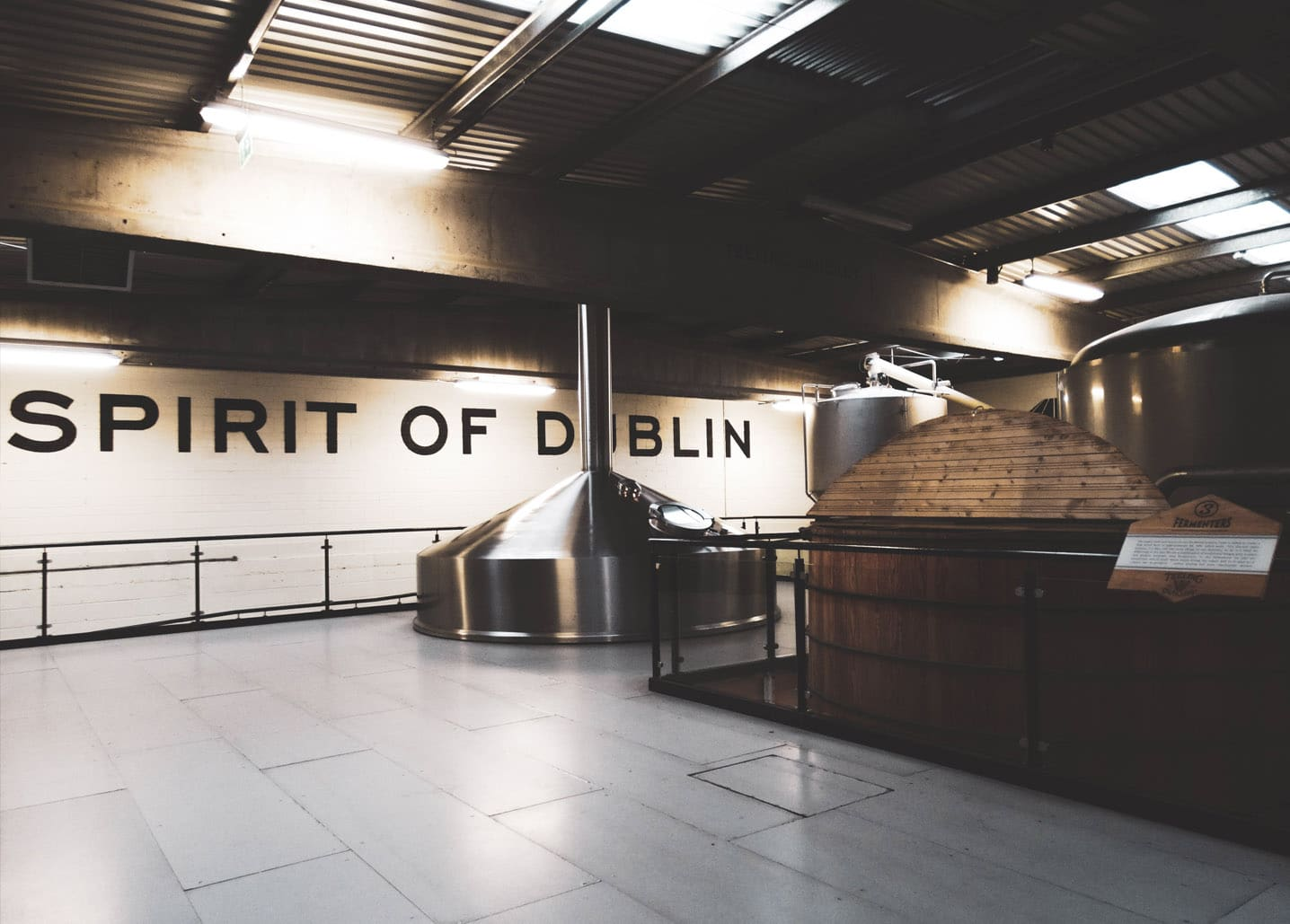 Visitar la destilería de Teeling en Dublin - Todo Whisky