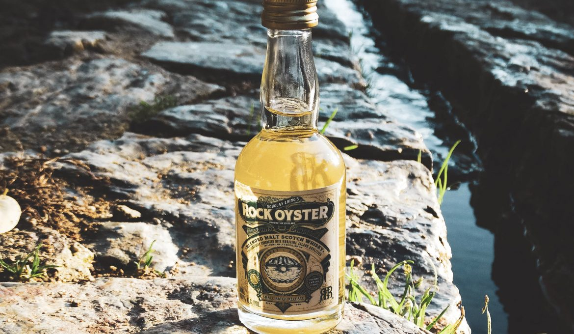 Douglas Laing Rock Oyster - Todo Whisky