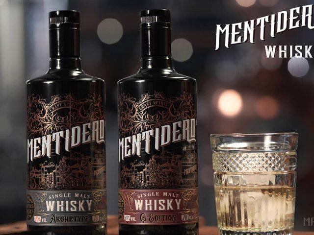 Whisky Mentidero, el nuevo whisky madrileño