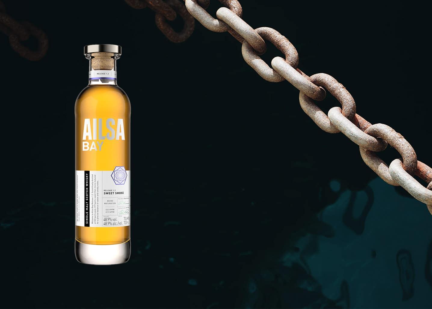 Ailsa Bay, whisky y blockchain - Todo Whisky