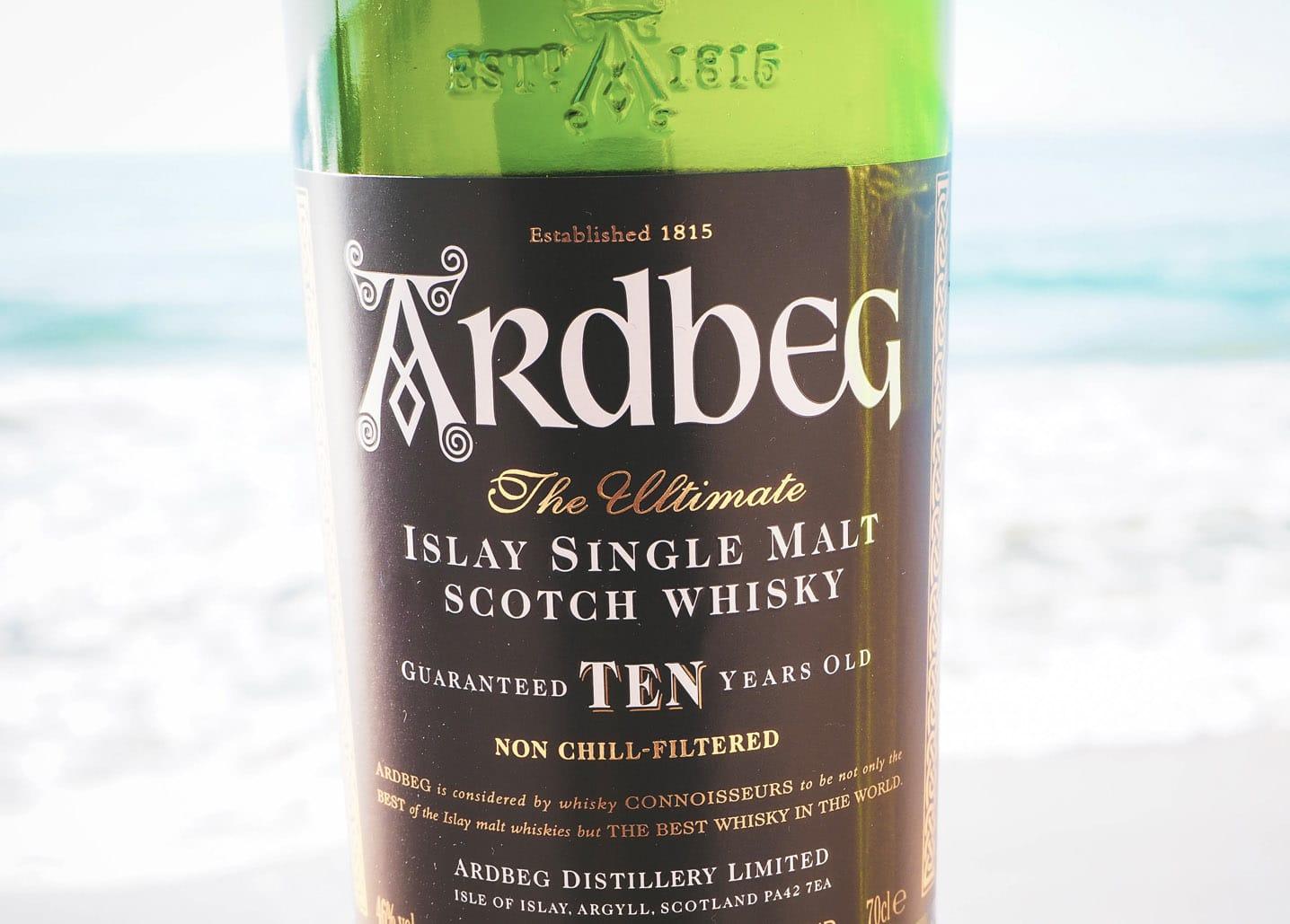 Ardbeg Ten - Todo Whisky