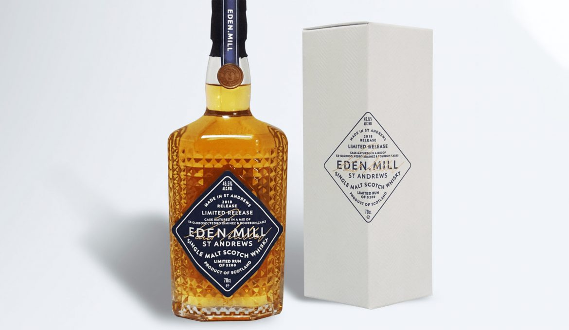 Eden Mill Single Malt 2018
