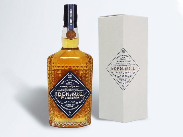 Eden Mill Single Malt 2018 - Todo Whisky