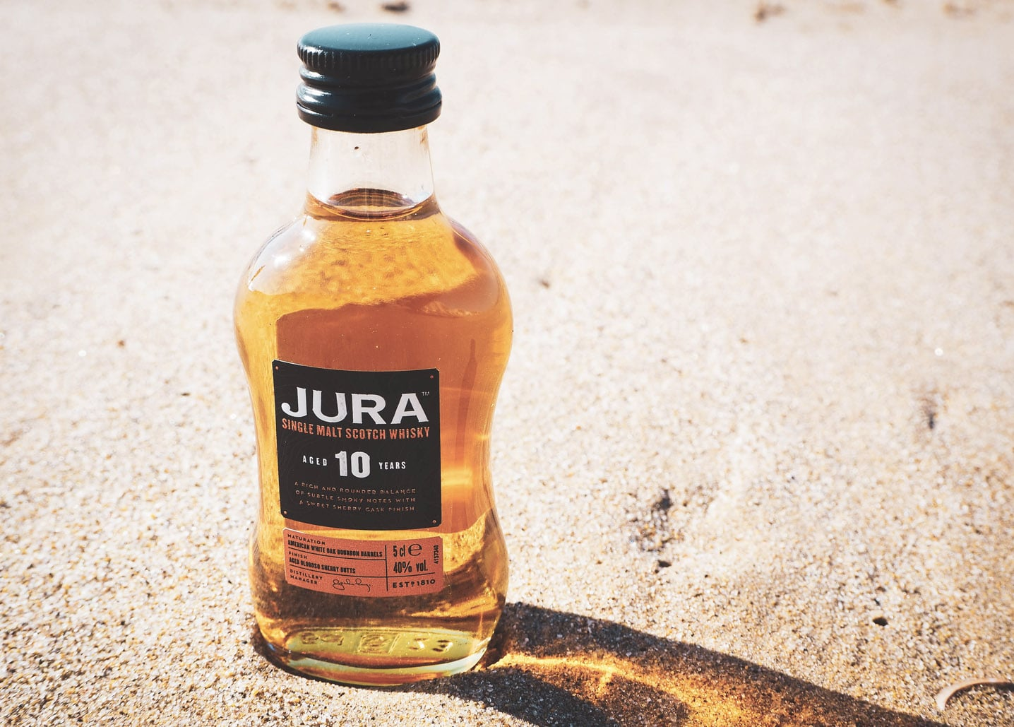 Jura 10 años - Todo Whisky