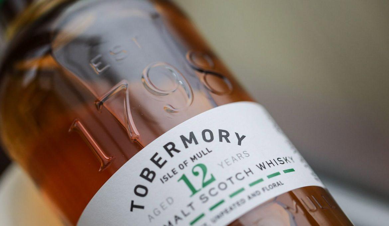 Tobermory 12, el regreso de la destilería