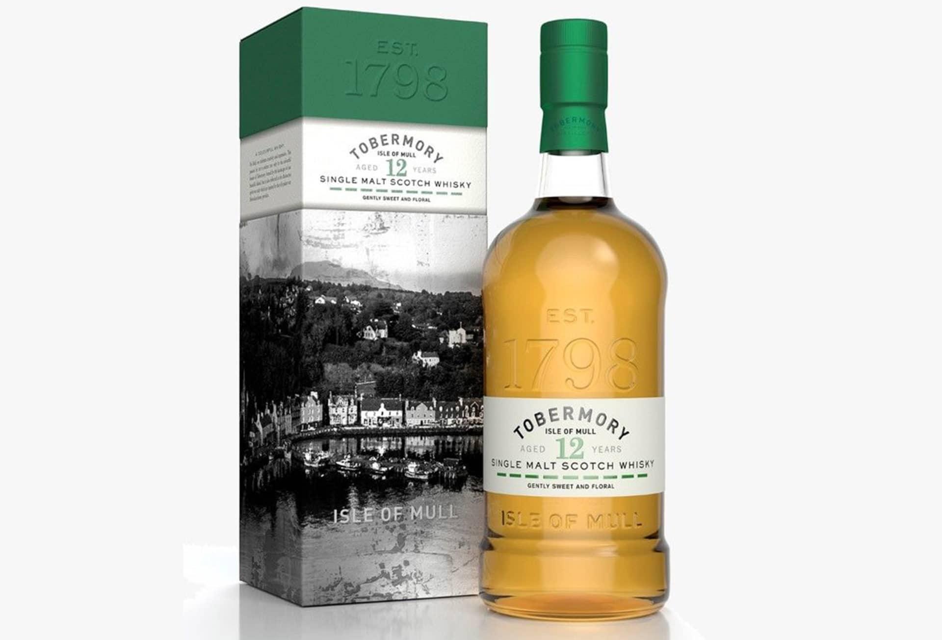 Tobermory 12 - Todo Whisky