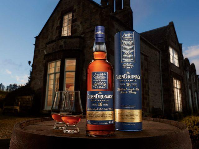 GlenDronach Boynsmill 16 - Todo Whisky