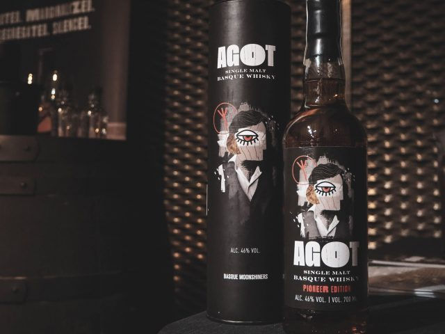 Agot Single Malt, el primer whisky de Basque Moonshiners