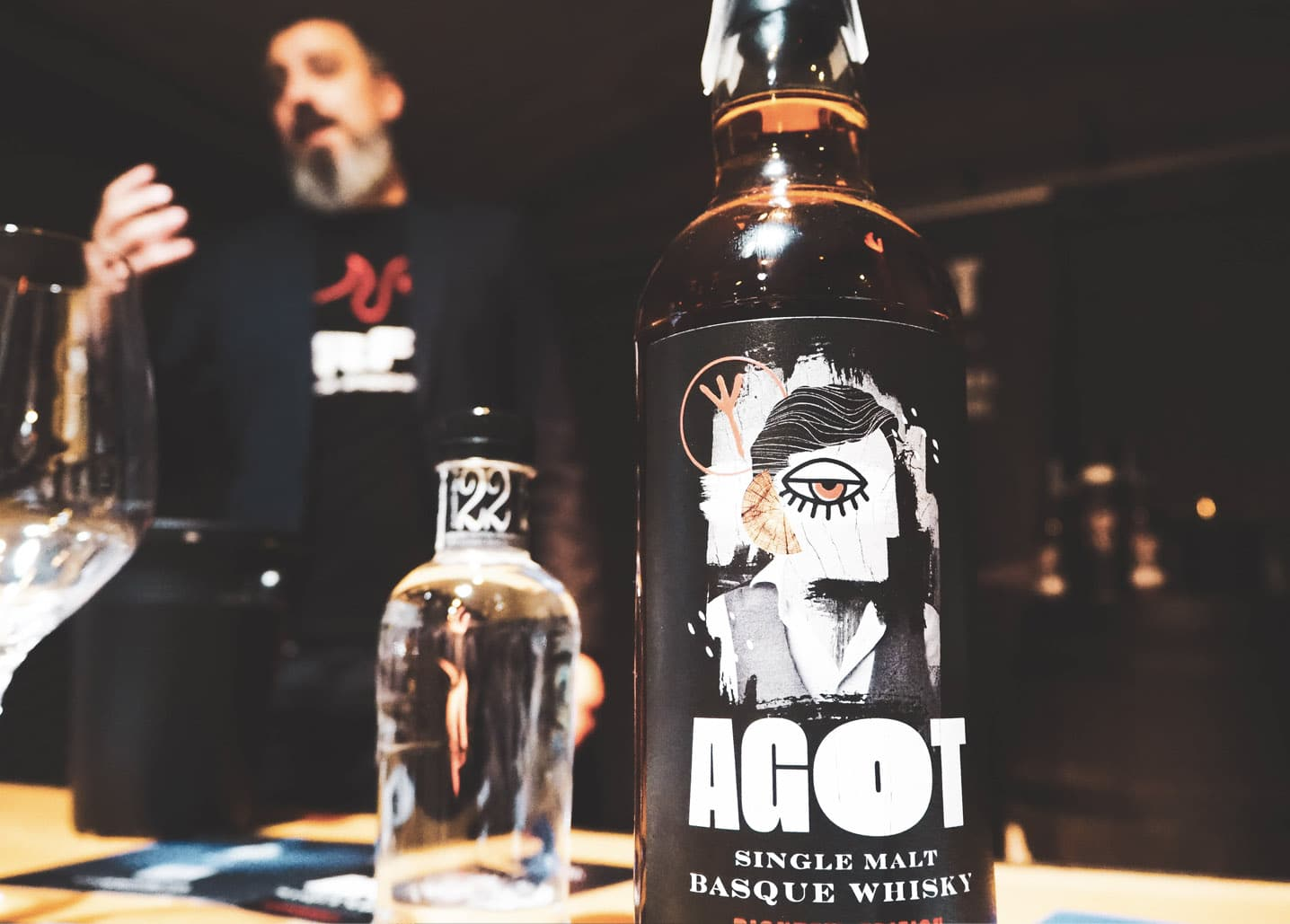 Agot Single Malt Basque Whisky - Todo Whisky