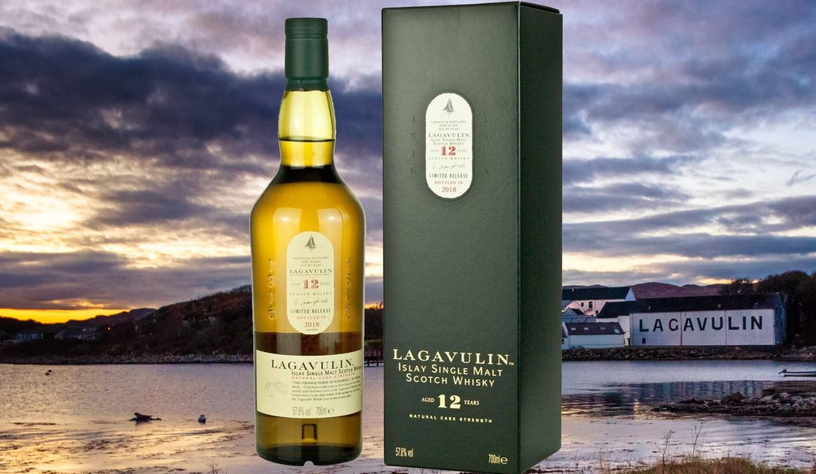 Lagavulin 12 (Diageo Special Releases 2018)
