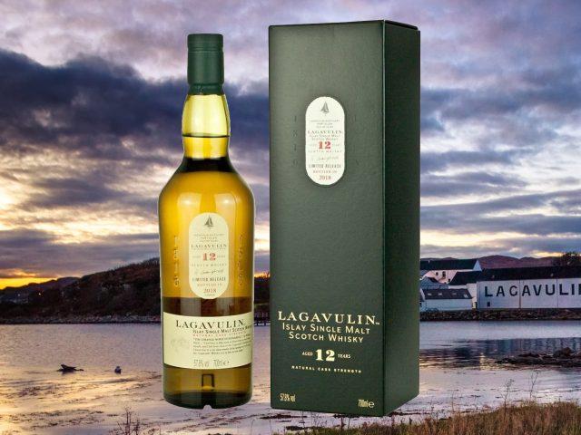 Lagavulin 12 años (2018) - Todo Whisky