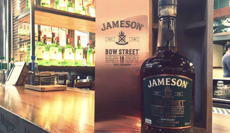 Jameson Bow St 18 2a edición - Todo Whisky