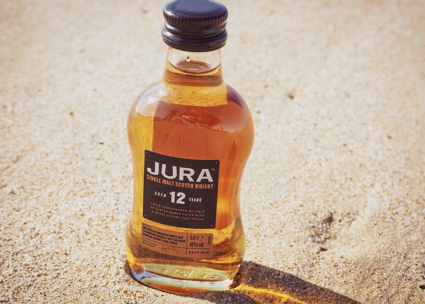 Jura 12 años - Todo Whisky