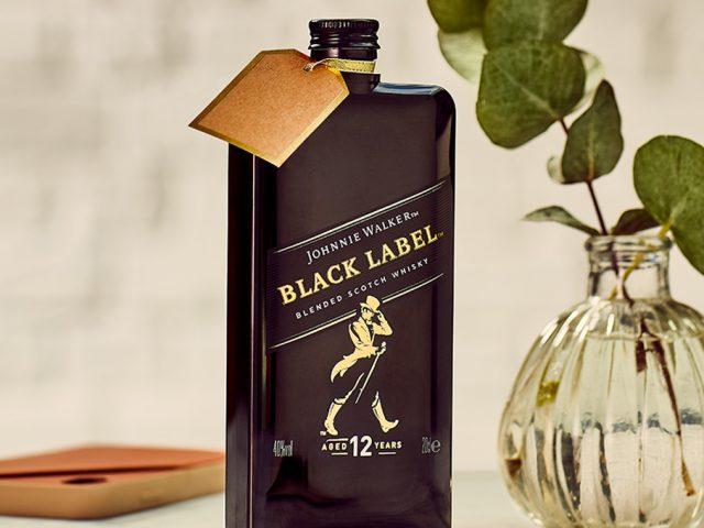 Johnnie Walker Pocket, whisky de bolsillo