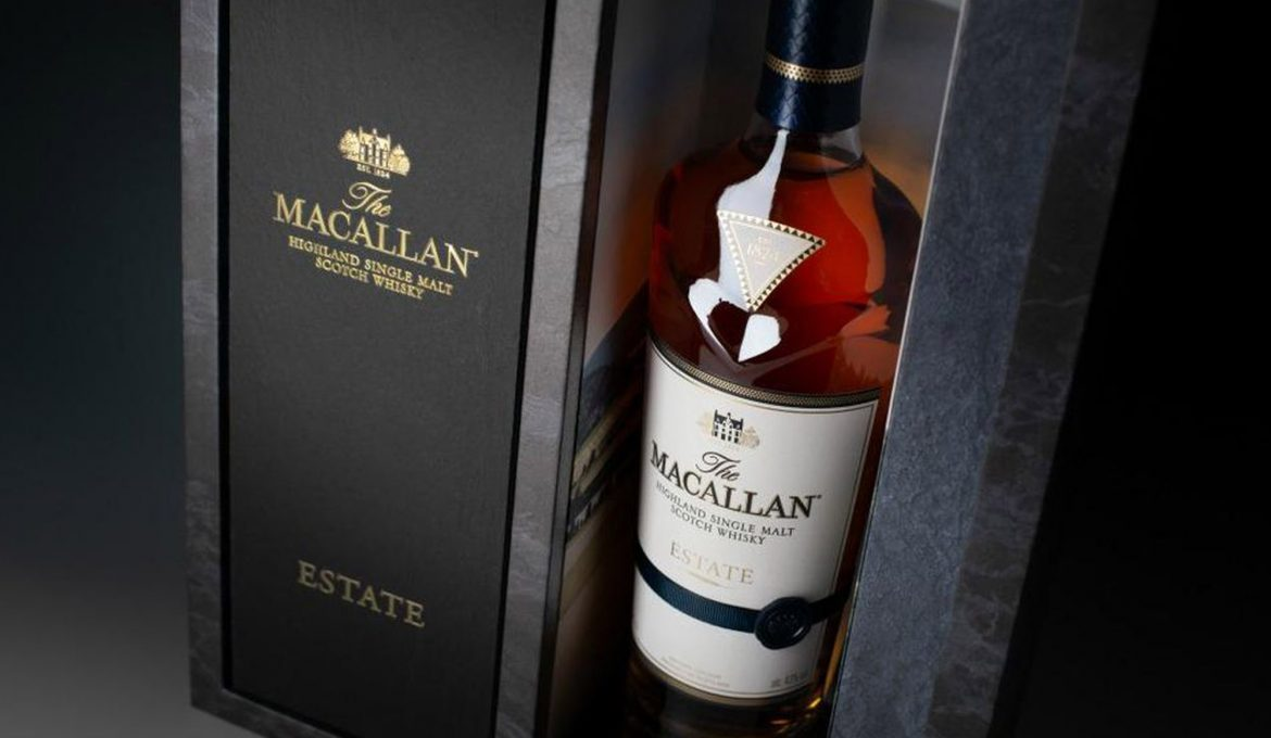 The Macallan Estate se une a la gama de Macallan