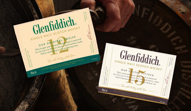 Nuevo diseño de Glenfiddich - Todo Whisky