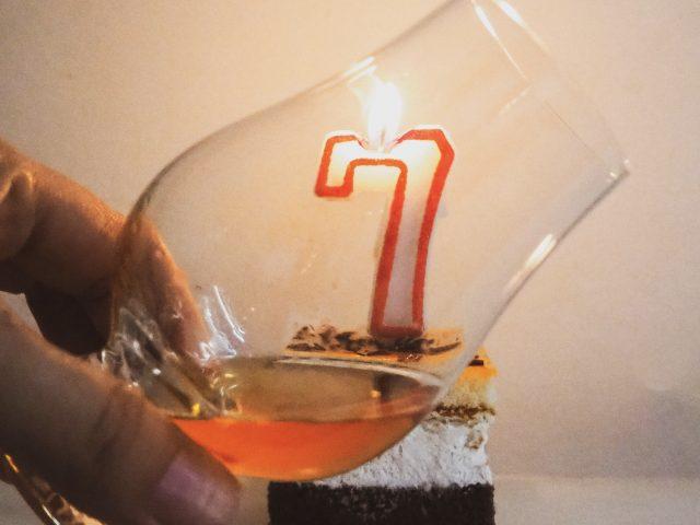 7 años de Todo Whisky