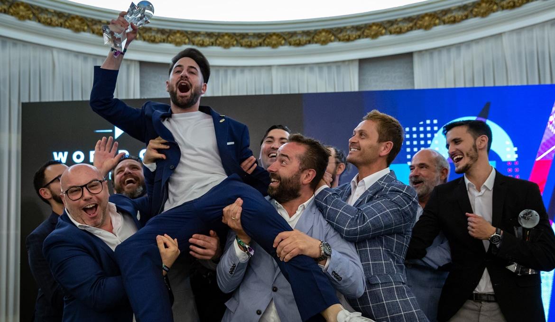 Borja Goikoetxea, ganador de World Class España 2019