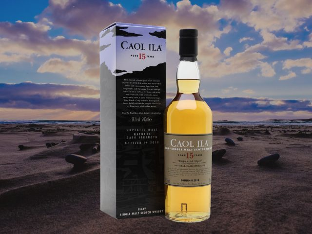 Caol Ila Unpeated 15 Diageo Special Releases 2018 - Todo Whisky