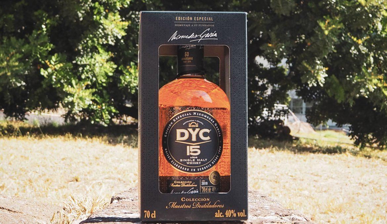 DYC 15 años, edición 60 aniversario - Todo Whisky