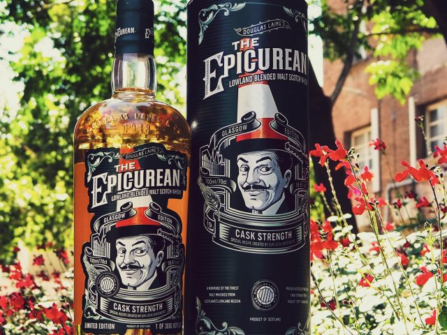 The Epicurean Cask Strength - Todo Whisky