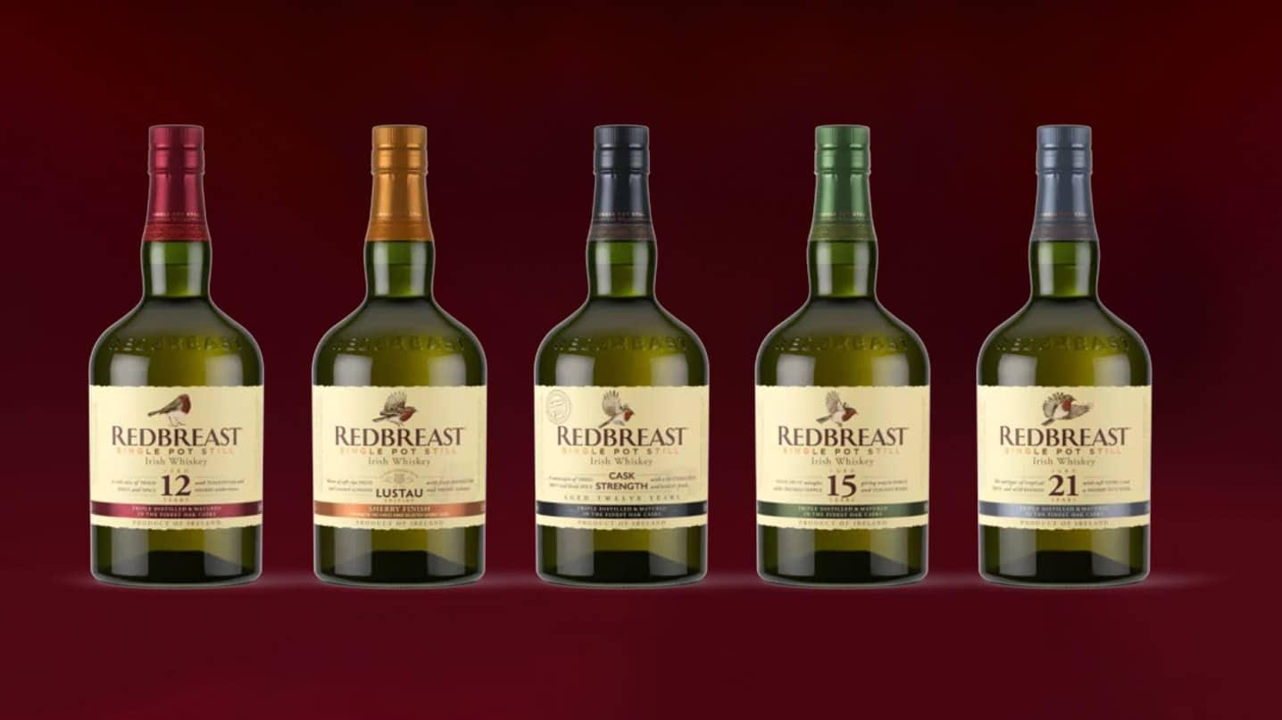 La nueva imagen de Redbreast - Todo Whisky